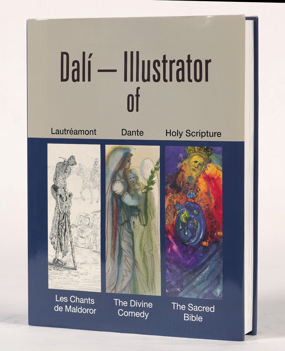 """Dalí—Illustrator"" by noted Dalí expert Eduard Fornés."