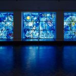 Marc Chagall, America Windows, Art Institute of Chicago
