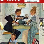 Norman Rockwell, Election Day