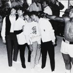 Muhammad Ali & The Beatles #1, Park West Gallery