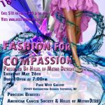 park west gallery, fashion for compassion
