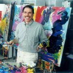 Peter Max, Norwegian Cruise Line, Breakaway, Park West Gallery