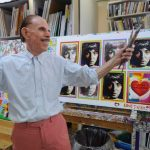 Peter Max, Paul McCartney, Park West Gallery