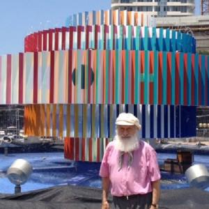 Yaacov Agam, Dizengoff Fountain, Park West Gallery