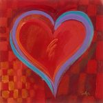 Playful Heart. Simon Bull. Park West Gallery Collection.