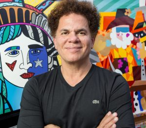 Romero Britto Park West Gallery artist