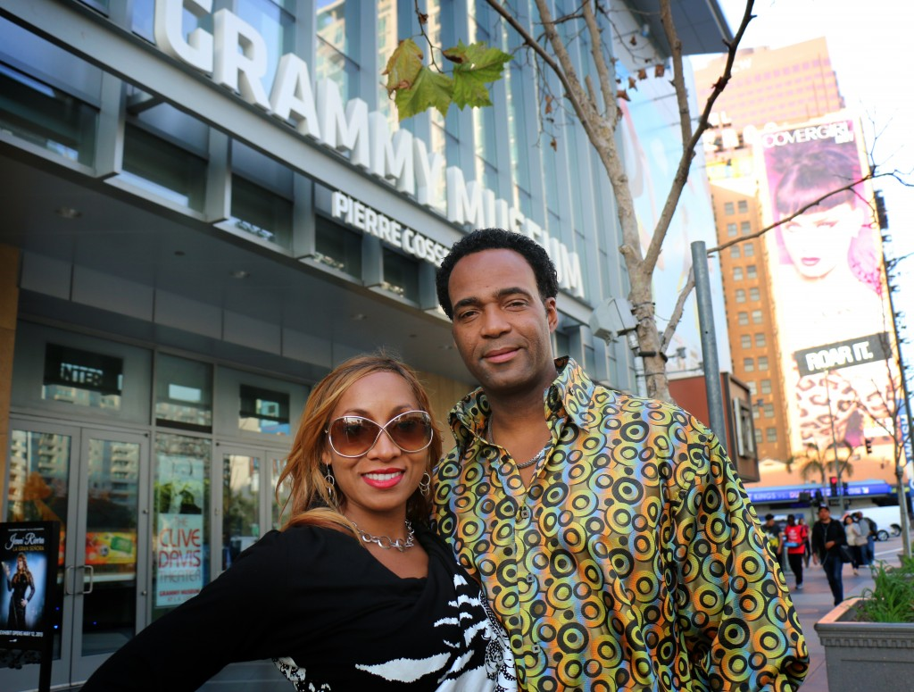 Marcus Glenn Grammy Detroit