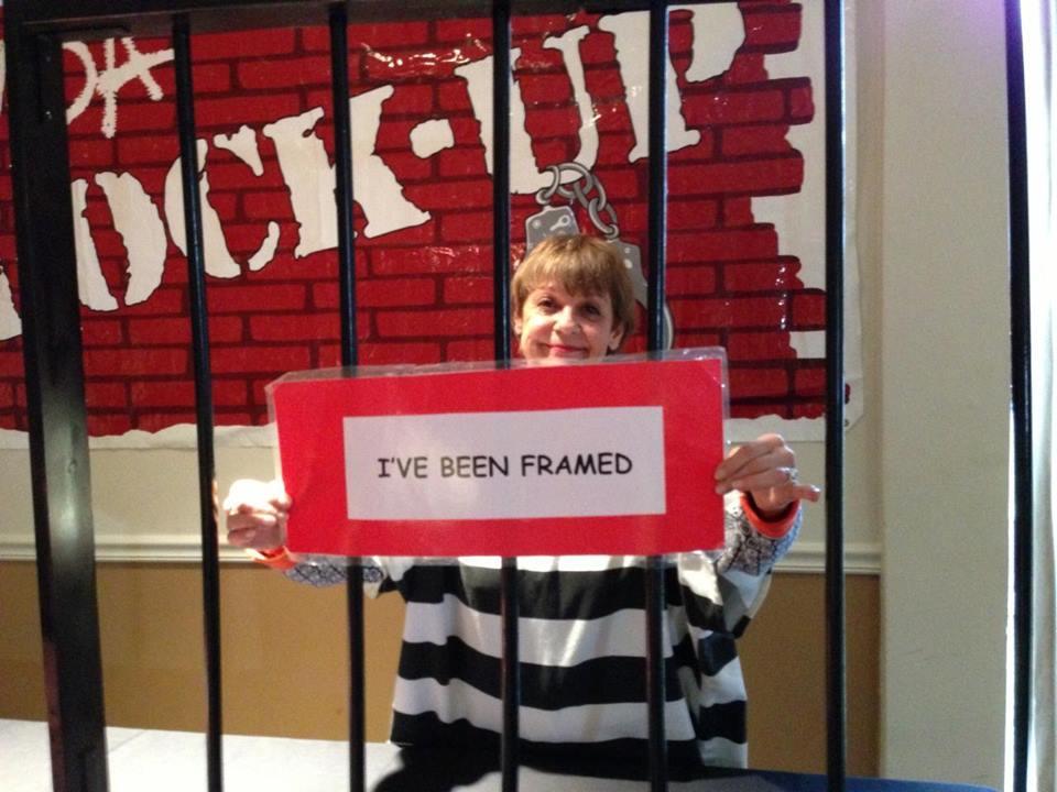 Mitsie locked up