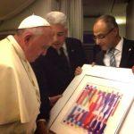 Pope Francis Agamograph May 26 2014
