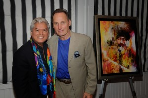 Albert Scaglione and Dominic Pangborn - Park West Gallery