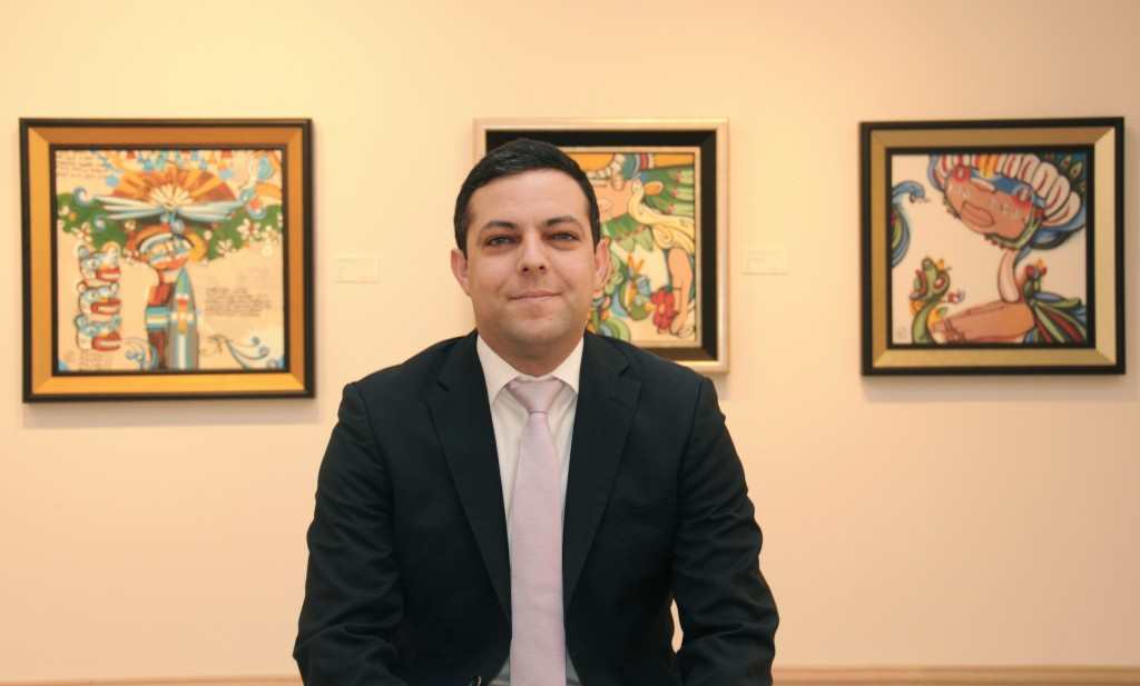 Park West Gallery Director David Gorman