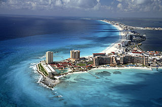 Cancun from above, www.wikitravel.org