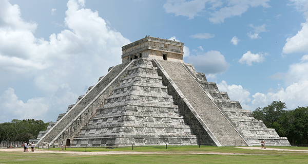 Chichén Itzá, www.wikipedia.org