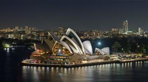 Sydney Opera House, photo courtesy of wikipedia.com