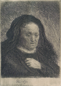 Mother's Day Rembrandt