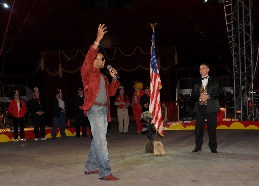 Marcus Glenn Shrine Circus