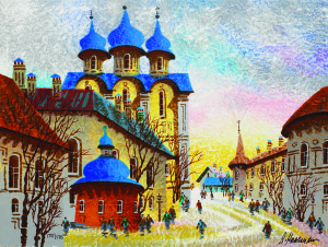 Anatole Krasnyansky World Art Day