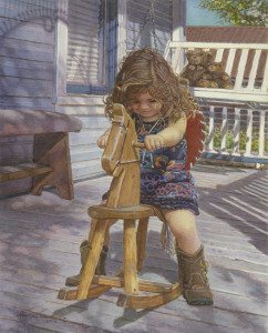 Rockin' on the Porch Steve Hanks