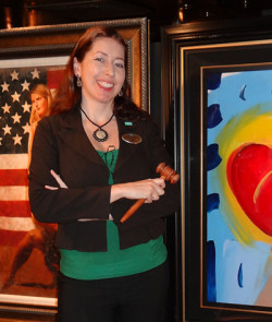 Angela Trumble has been around the world sharing her passion for art and continuously learning. Photo credit: Angela Trumble