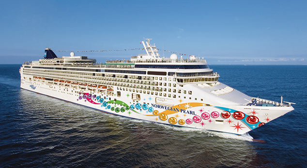 Norwegian Cruise Line Pearl Park West Gallery