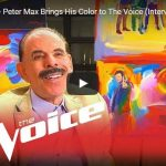 Peter Max The Voice