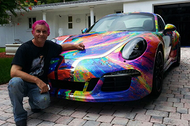 Duaiv Porsche Park West Gallery