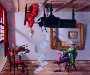dye sublimation Michael Cheval