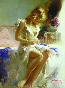 """Early Morning"" (2005), Pino"
