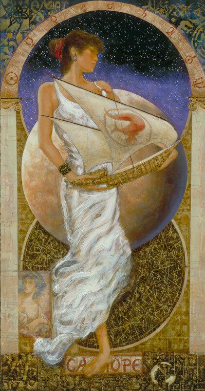 """""""Calliope - Mercury"""" (2013), Peter Nixon"""
