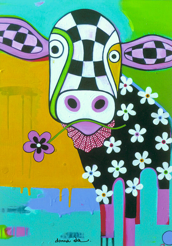Donna Sharam Australian art