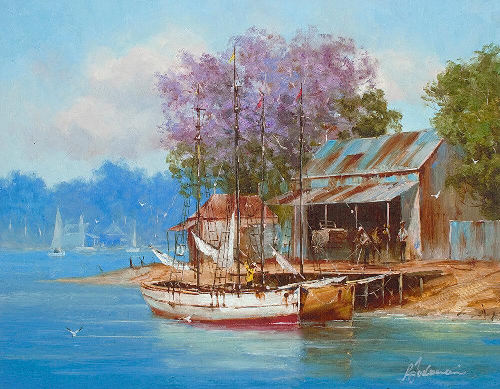 Robert Todonai Australian art