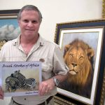 Andrew Bone Brush Strokes of Africa
