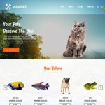 Ananke Template - Jupiter Business WordPress Theme