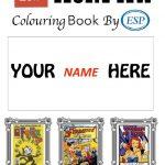 leslie lew adult coloring book park west gallery