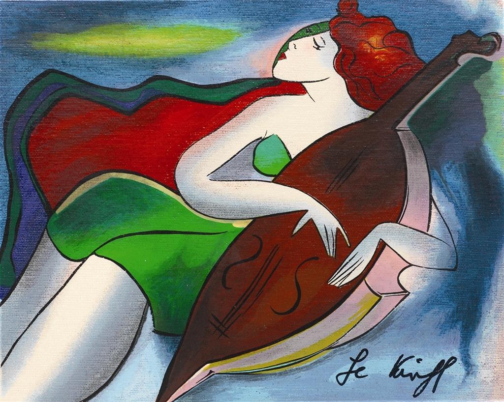 """""""Ole"""" (2003), Linda Le Kinff"""