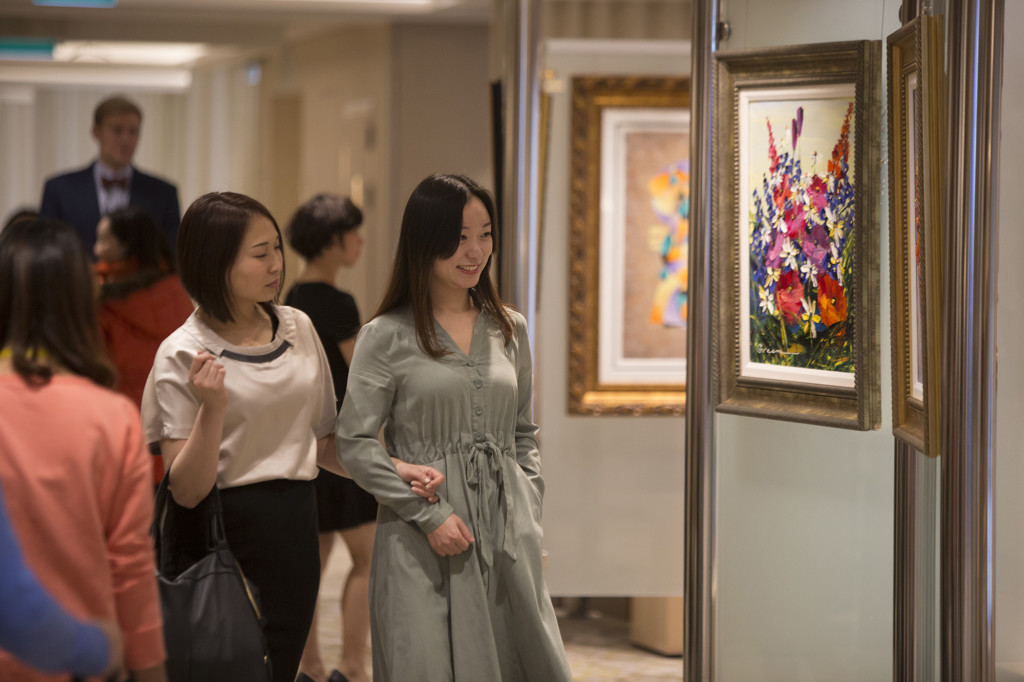 Park West Gallery Asia art market