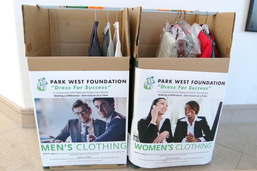 Park West Foundation foster care