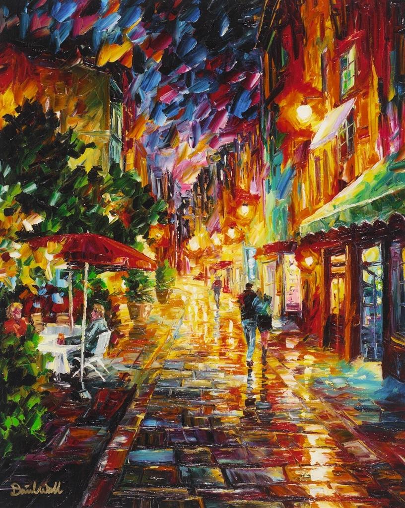 """A Romantic Alley"" (2014)"