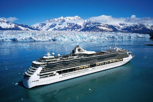 Royal Caribbean Alaskan cruises (Photo courtesy of alaskancruiser.com)