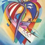 Alex Gockel Olympic Artist