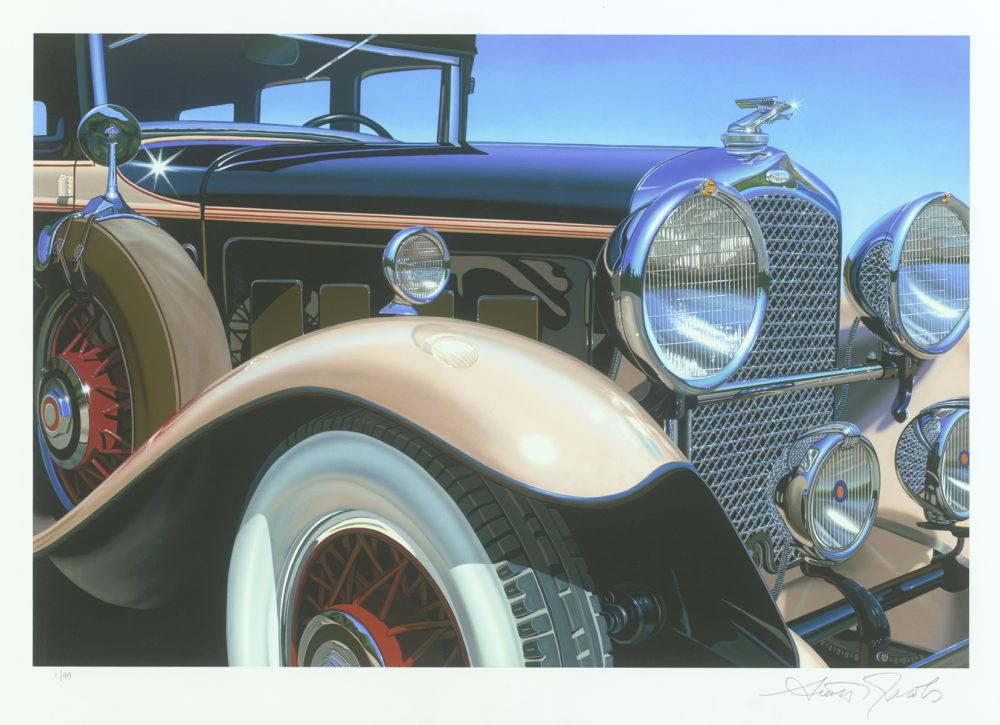 Scott Jacobs car art