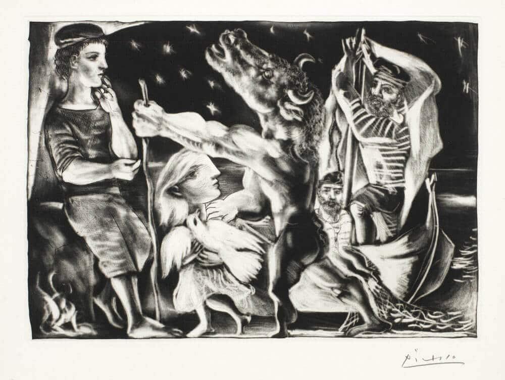 Pablo Picasso Vollard Suite