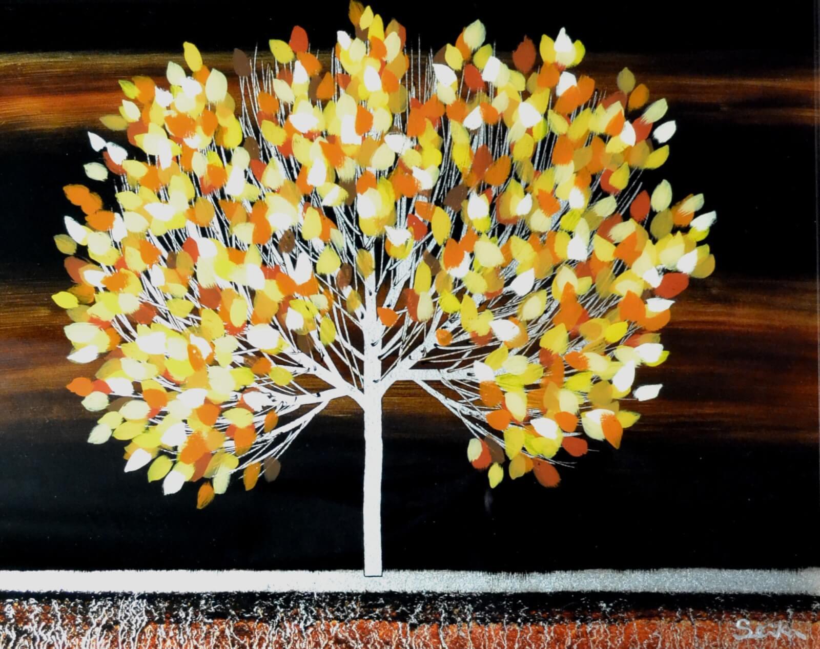 """""""Autumn"""" (2013) Nakisa Seika"""
