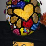 Park West Gallery pumpkin contest 2016 Romero Britto