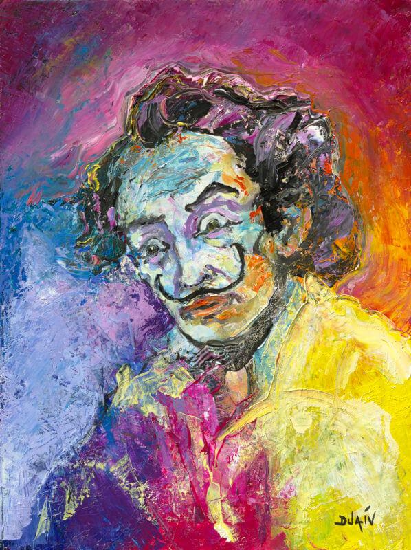 """Salvador Dali"" (2014)"