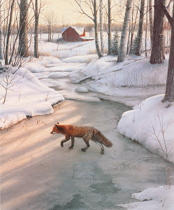 """Red Fox"" (2005) Pat McManus"