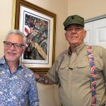 Paak West Gallery R. Lee Ermey Military Makeover art