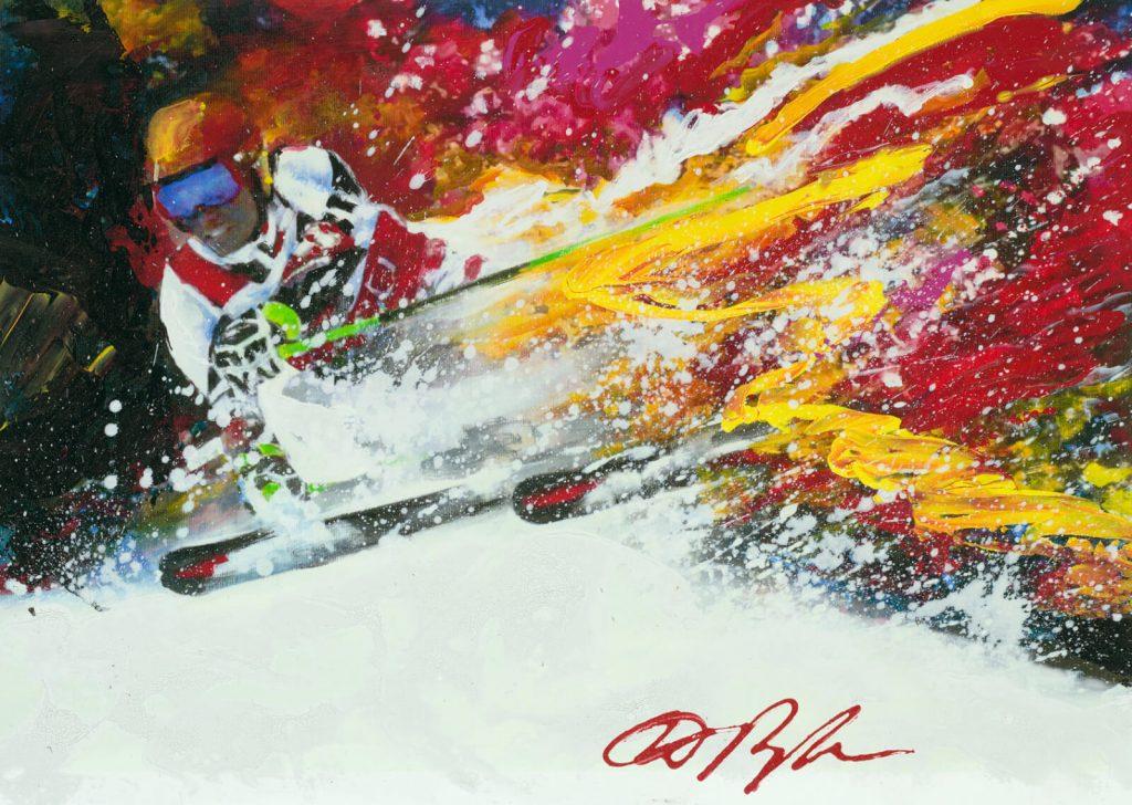 """Speed of Light"" (2015) Dominic Pangborn"