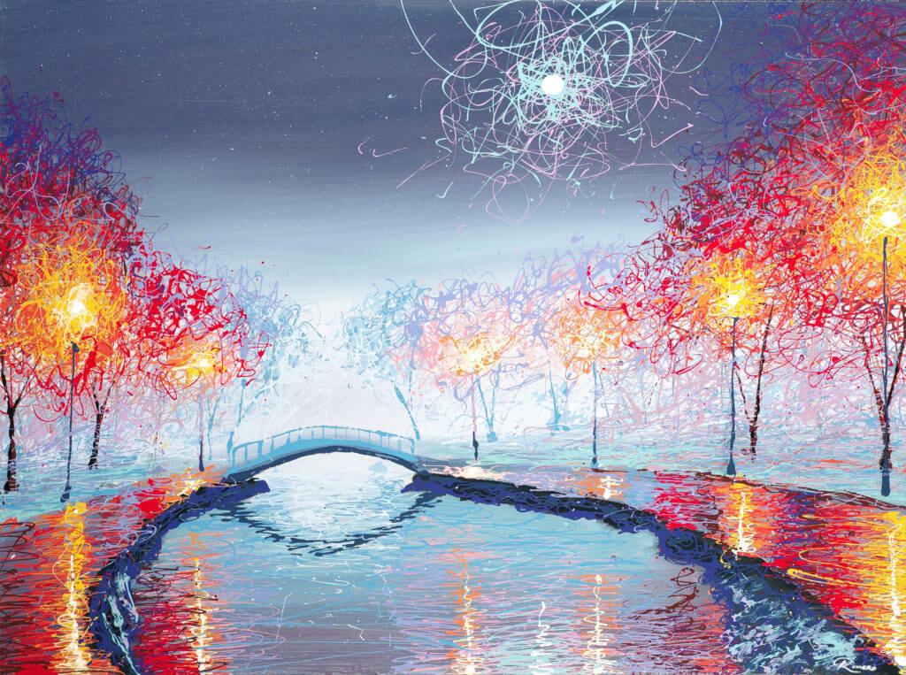 """""""Moonlights Allurement"""" (2016) Michael Romero"""