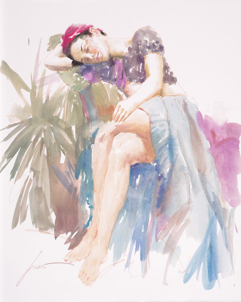 Original Pino Drawing: Untitled (2009)